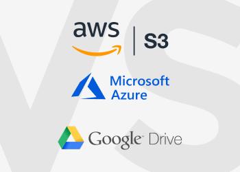 S3 vs Azure vs Google Cloud