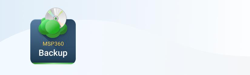 CloudBerry Backup Header