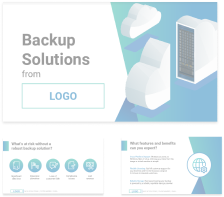 MSP's Marketing Templates for Selling Backup v.2