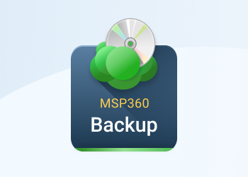 CloudBerry Backup Header