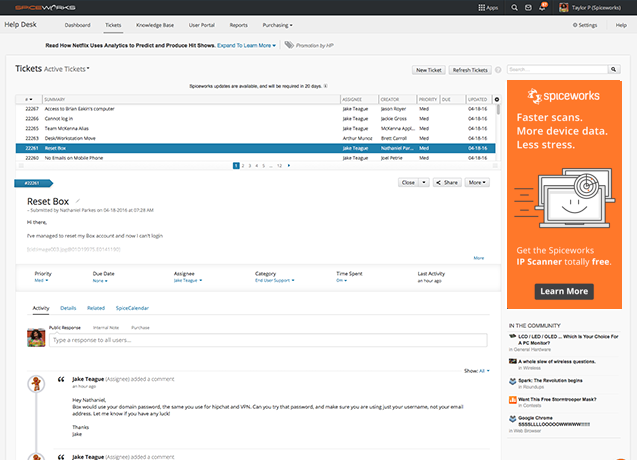 Open Source Msp Ticketing Systems Top 7 Free Tools