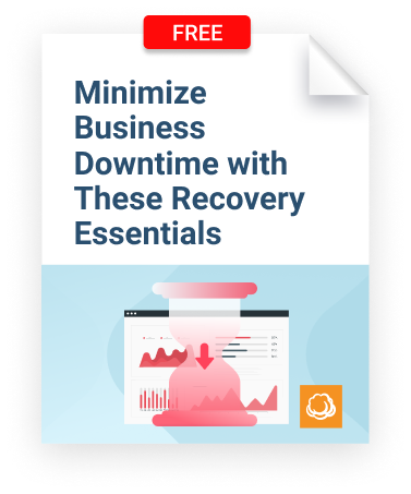 Recovery essentials whitepaper icon