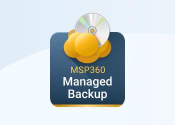MSP360 Managed Backup Service