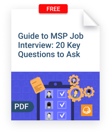 Guide to MSP Job Interview: 20 Key Questions to Ask