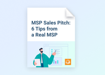 MSP Sales Pitch