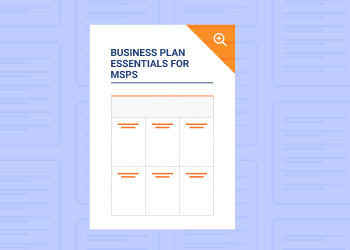 Business Plan Essentials for MSPs