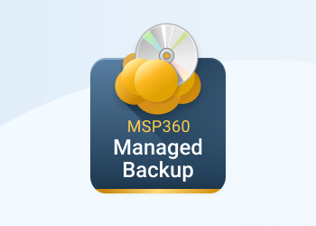 MSP360 Managed Backup Service