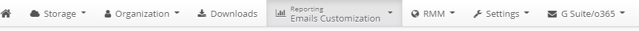 Sorting Out Emails Customization
