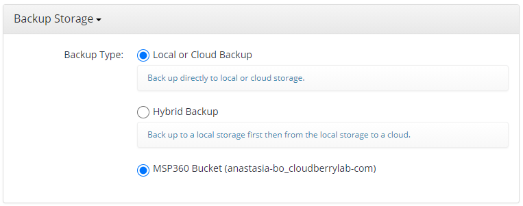 How to Create a File Level Backup Plan with MSP360 Managed Backup