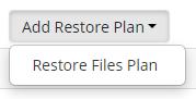 Remote Deploy in Managed Backup Service: Creating a Restoration Plan