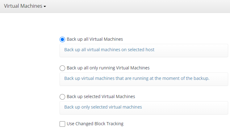 Choosing What to Back Up in MSP360 Managed Backup Web Console