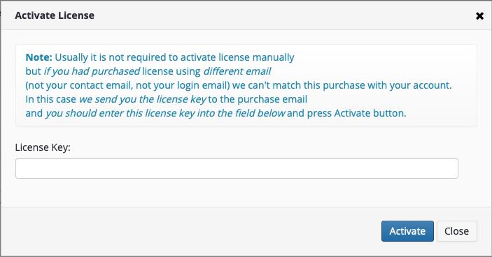 MSP360 Managed Backup licenses