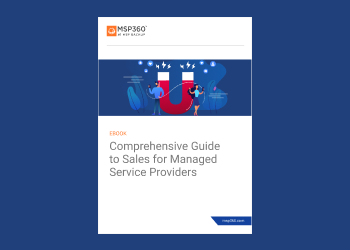 Comprehensive Guide to Sales for Managed Service Providers